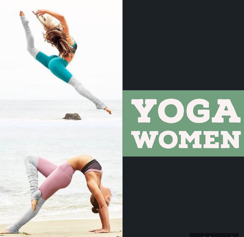 Online Shopping Catalogue: Yoga Women's Apparel
