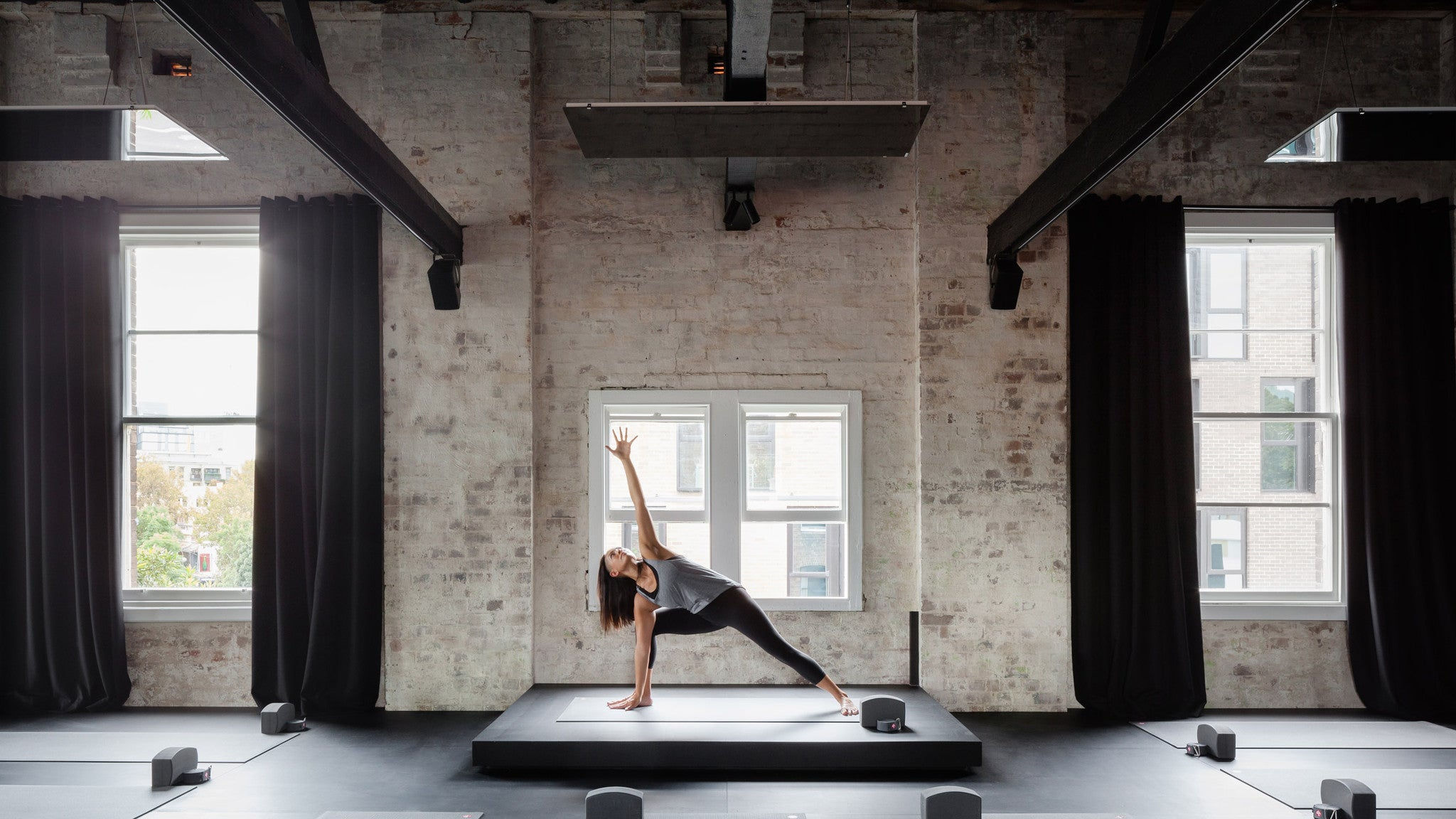 Even Though You Can Join A Yoga Studio, The Trend Of Creating Your Own Yoga  Room At Home Is Increasing On A Daily Basis. People Are Turning Their  Living ...