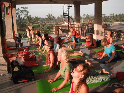4 Days Relaxing Wellness Yoga and Spa Retreat in Bali