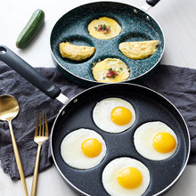 Load image into Gallery viewer, Four-hole Omelet Pan nonstick pan