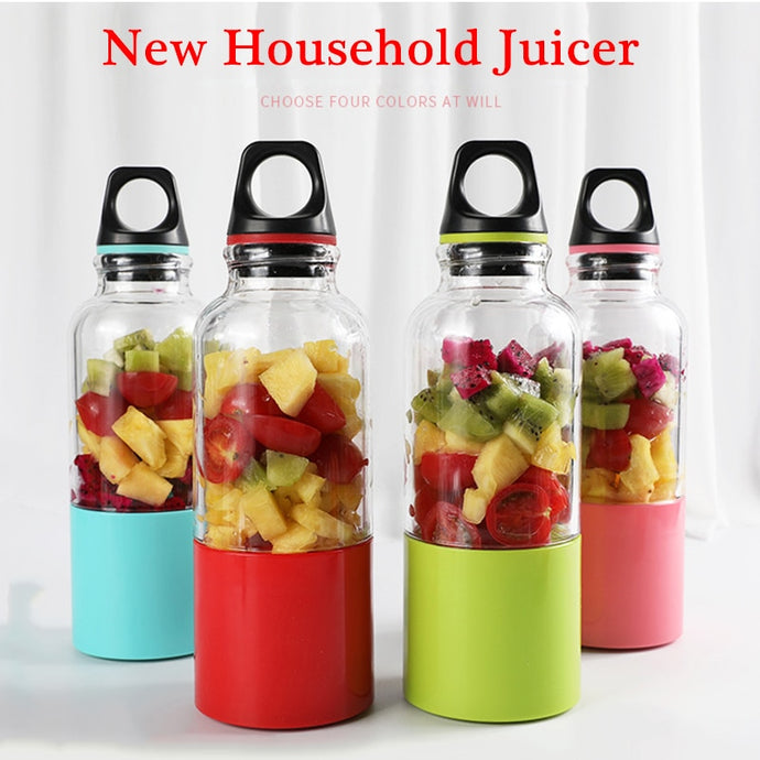 Portable USB Cup Blender