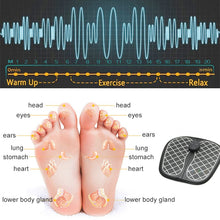 Load image into Gallery viewer, Wireless Electric EMS Foot Massager