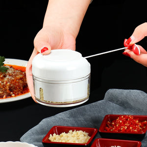 Multi-function Manual Food Processor