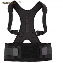 Load image into Gallery viewer, Male Female Adjustable Magnetic Posture Corrector