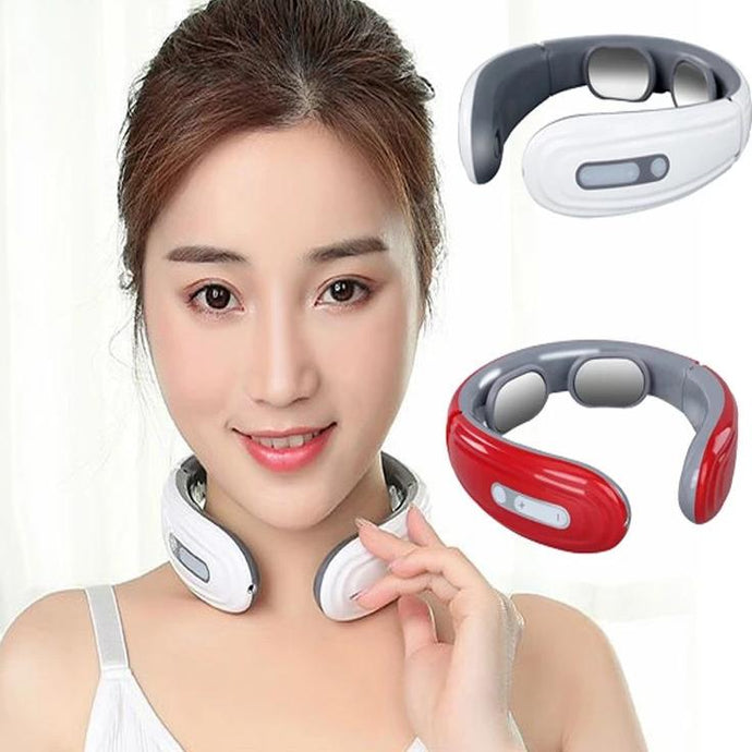 Intelligent Electric Back and Neck Massager