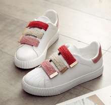 Load image into Gallery viewer, WS55 Cute Style Hollow-out Sneakers