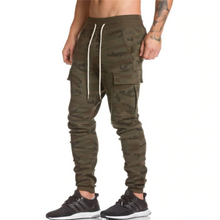 Load image into Gallery viewer, MP006 Casual Skinny Sports Pants
