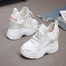 Load image into Gallery viewer, WS337 Wedge 10CM  Sneakers