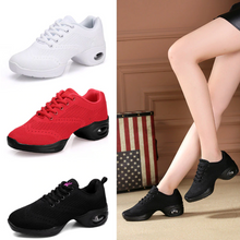 Load image into Gallery viewer, WS69 Air Cushion Dance jazz ballet Shoe