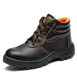 SFS12 Waterproof, electrical resistance Steel Toe Construction Safety Boot
