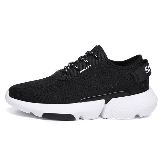 SS32Rubber Thick Bottom Non-slip Sneaker