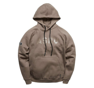 GP70A Gym Cotton Hooded Jacket