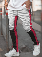 Load image into Gallery viewer, GP72  Patchwork Colorblock Gym Sweatpants
