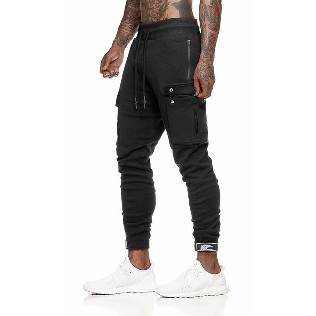 GP71 Side Pocket Gym  Sweatpants