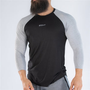 GT73 Long Sleeve Fitness T-Shirt