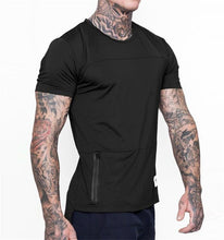 Load image into Gallery viewer, GT81 Workout Solid Gym Tee