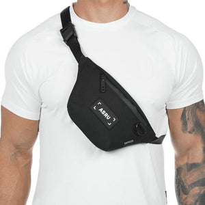 Adjustable Tactical Chest Waist Bag