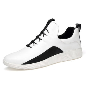MS904 Black White Sport Retro Sneakers