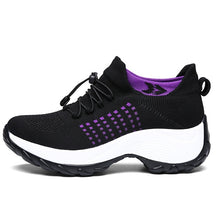 Load image into Gallery viewer, SS45 Women Flat Platform Running Sock Shoes