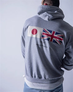 GS907 JAPAN & United Kingdom Workout Sweatshirt