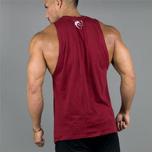 Load image into Gallery viewer, GV101 Gyms Fitness Tank Top