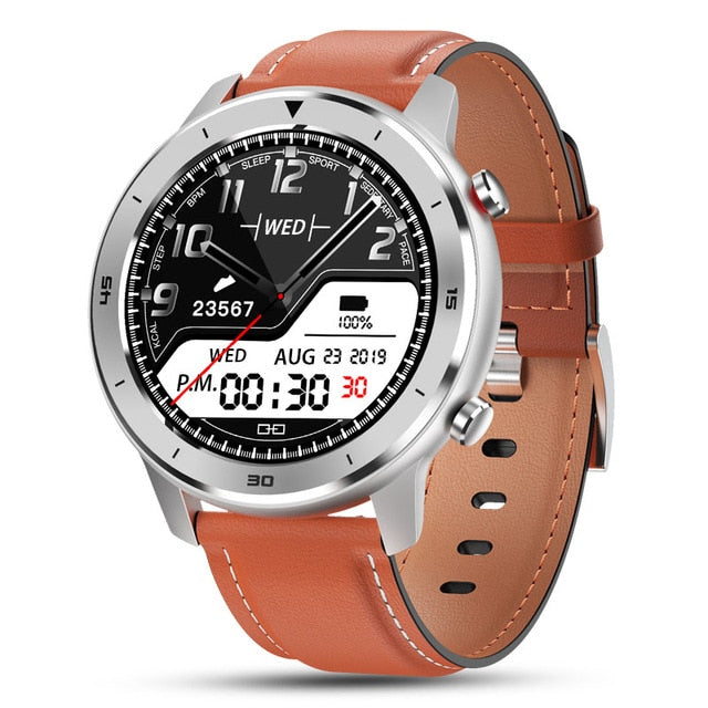 SWL-HS662 Luxury Fashion Touch Display IP68 Waterproof Blood Pressure Monitor 5 Days Standby Smartwatch