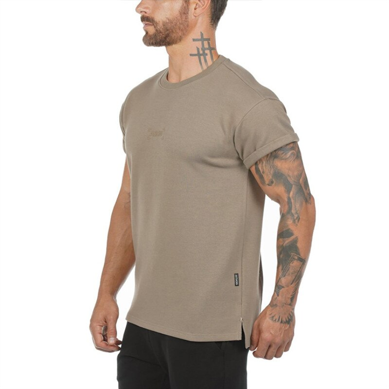 GT203 Cotton Workout Training Tee