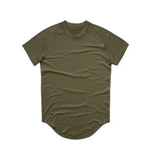 GT200 New Short Sleeve Gym Tee