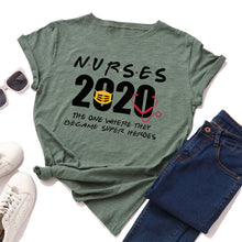Load image into Gallery viewer, Oversize Nurses T-Shirt