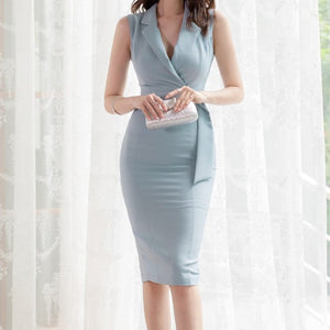 High Quality Elegant Bodycon Women Dress