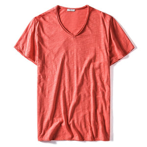 V-neck Slim Fit T-shirt