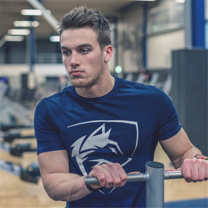MFT90  Wolf Gym T-Shirt
