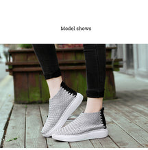 Load image into Gallery viewer, WS66  Woven Casual Loafers