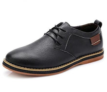 Load image into Gallery viewer, LS33 Casual New Genuine Leather Flat Shoes