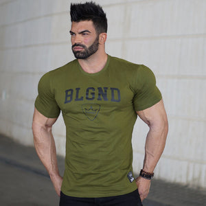 MGT1 BLGND Gym T-Shirt