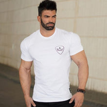 Load image into Gallery viewer, MGT1 BLG LOGO Gym T-shirt