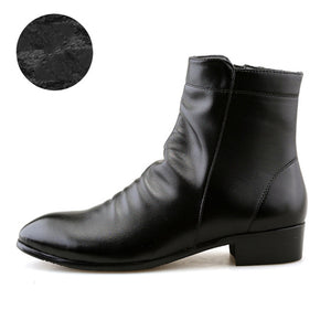 MB90 Soft Leather Men Boots