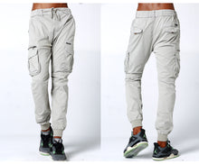 Load image into Gallery viewer, MP13 Army Tactical Jogger Cargo Pants