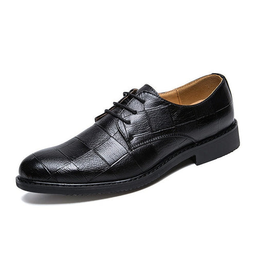 LS61 Formal High Quality Luxury Leather Shoes