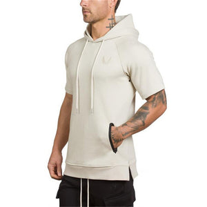 MH23 Zipper Fitness Hoodies