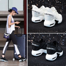 Load image into Gallery viewer, WS339 2018 New High Heel 8.0cm Casual Sneakers