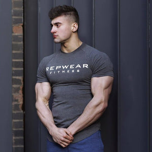 MGW09 Short Sleeve Gym T-shirt