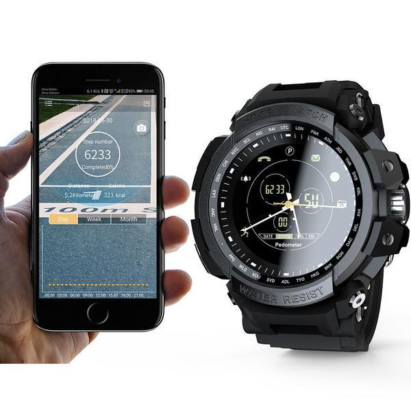 SW-LO55 New 50m Waterproof Smartwatch