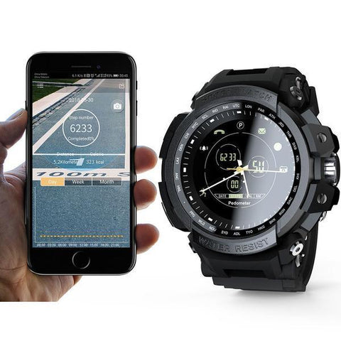 SW-GV68 Smart Sports Watch  IP68 Waterproof