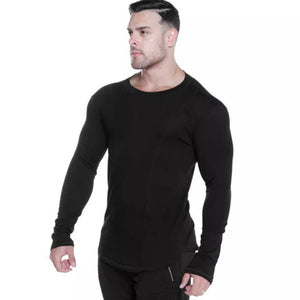 MGW01 Long sleeve Gyms Workout Tees