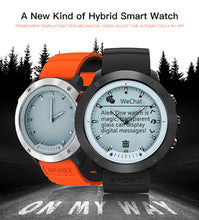 Load image into Gallery viewer, SW-M5 New Hybrid IP68 Waterproof Transparent Screen Smart Watch