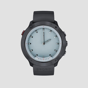 SW-M5 New Hybrid IP68 Waterproof Transparent Screen Smart Watch