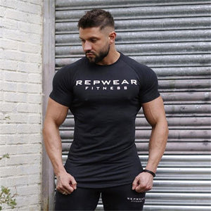 GT75 Fitness Cotton Workout Tops