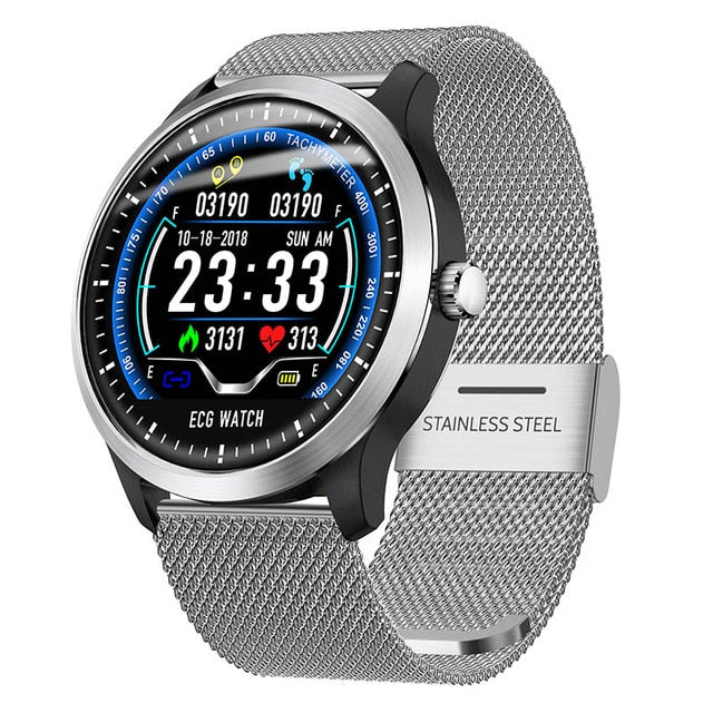 SWL-N58 Electrocardiograph Display Blood Pressure Smartwatch