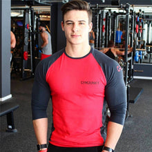 Load image into Gallery viewer, GS76 Muscle Bodybuilding Cotton T-shirt